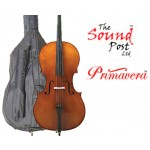 The Sound Post - Primavera 200 - 4/4 Full Size Cello Outfit - CF026-44-R (Full Size)